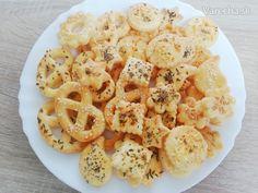 Bezlepkové praclíky - recept | Varecha.sk Kale, Parfait, Cauliflower, Macaroni And Cheese, Shrimp, Vegetables, Ethnic Recipes, Food, Basket