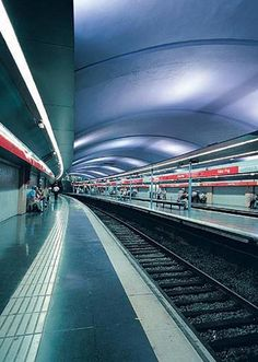 BCN lighting has been adapted to the urban quality and nature of the metro. - Image - Design Build Network