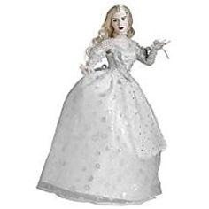 Alice in Wonderland Mirana The White Queen Tonner Doll