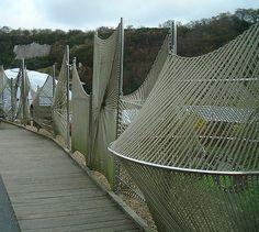 Hemp fence