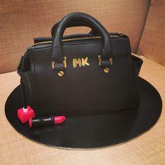 Michael Kors Cake  MK cake