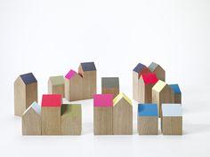 北欧のエッセンスを落とし込んだ、小さな家のオブジェ | MilK ミルクジャポン
