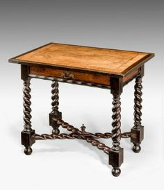 Early 18th Century Portuguese Table - Windsor House Antiques