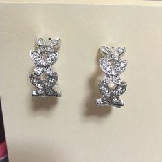 Final Price Swarovski Nightingale Earrings