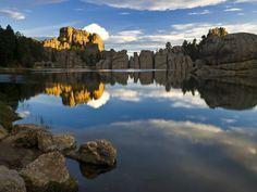 Sylvan Lake, Black Hills: South Dakota
