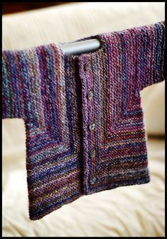 Ravelry: Baby Surprise Jacket by Elizabeth Zimmermann