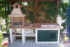 Miccichè - Architetture da giardino