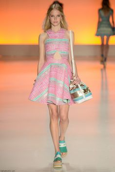 Triton spring/summer 2015 at Sao Paulo Fashion Week