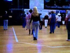 Texas Waltz Line Dance