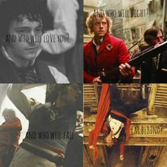Enjolras and Granitare'd deaths were the saddest thing ever.