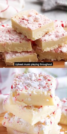 Christmas Fudge, Christmas Desserts, Christmas Treats, Fudge Recipes, Candy Recipes, Sweet Recipes, Peppermint Cheesecake, Peppermint Chocolate, Recipes