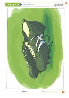 Soorten schoenen: voetbalschoenen. Vans Top, Kindergarten Themes, Saint Nicholas, Yes To The Dress, Clipart, Pictures, Prints, Clothes, Shoes