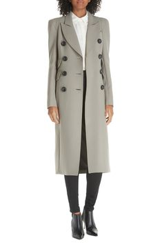 830d952b81 online shopping for Smythe Pagoda Double Breasted Coat from top store. See  new offer for Smythe Pagoda Double Breasted Coat. Meghans Mirror