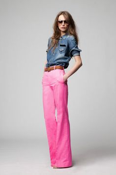 Pretty sure I'm gonna need pink chinos.  ASAP.