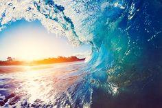 Ocean Wave - Paper Sample Swatch