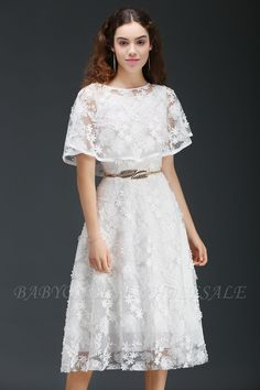 Short Sleeve Prom Dresses, Lace Homecoming Dresses, Wedding Dresses, Short Sleeves, A Line Shorts, Lace Shorts, Fancy Top Design, Electric Blue Dresses, Dress Brokat