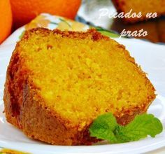 Portuguese Desserts, Portuguese Recipes, Baking Recipes, Cake Recipes, How Sweet Eats, Desert Recipes, Easy Desserts, Sweet Recipes, Food And Drink