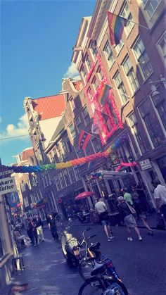 Amsterdam, Canal, Travel, Europe, pride, festival