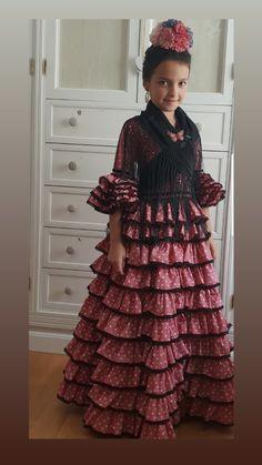 Spain, Victorian, Dresses, Fashion, Flamenco Dresses, Girls Dresses, Vestidos, Moda, Fashion Styles