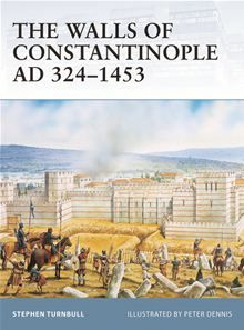 The walls of Constantinople are the greatest surviving example of European medieval military architecture in the world. They withstood numerous sieges until being finally overcome by the artillery of…  read more at Kobo.