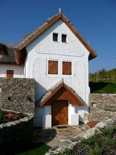 Rural House, Hungary, Folk, Shed, Outdoor Structures, Cabin, Traditional, Country, House Styles