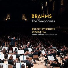 Boston Symphony Orchestra, Andris Nelsons & Johannes Brahms - Brahms: The Symphonies New Music Albums, Boston Things To Do, Latest Music, Classical Music, Orchestra, The Neighbourhood, Amazon, Concert, November