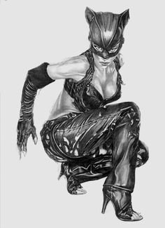 Halle Berry as Catwoman by Imaginartion on DeviantArt