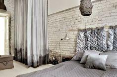 Architekt Na Szpilkach - wnętrza - porady - inspiracje - kamienice - architektura: Bardzo oryginalne i niesamowicie klimatyczne mieszkanie w kamienicy w Krakowie | WNĘTRZA
