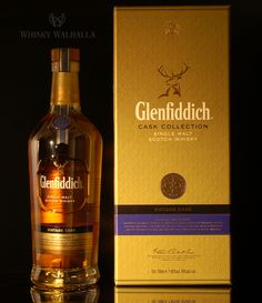Glenfiddich Vintage Cask Bottling Note Originally released for Travel Retail, the Glenfiddich Vintage Cask looks back at the style of whisky the renowned distillery in Speyside used to create years and years ago, which was quite peaty indeed. This smoky dram was matured in European oak and bourbon casks, resulting in bundles of wonderful chocolatey fruit notes, pairing rather well with the wafts of coastal air.