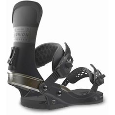 Union Men's T Rice Snowboard Bindings - Black Union Bindings, Snowboard Bindings, Snowboarding Gear, Paddle Boarding, Outdoor Gear, Bike, Black, Sport, Boards
