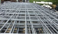 The panels are typically sold in 16-foot lengths at feed stores and range from 34 inches to 50 inches in height. Technically, only the shorter panels are f