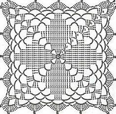 Ivelise Feito à Mão: Square Em Crochê                                                                                                                                                                                 Mais