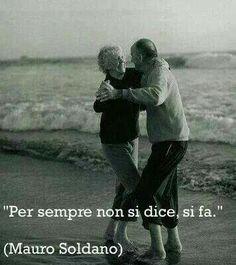 Per sempre...