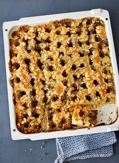Rezept: Butterkuchen mit Mohn