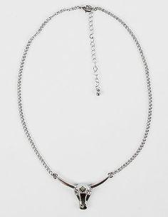 Totally Taurus necklace #LoveIt