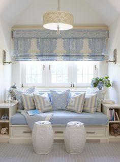 Amy Vermillion Blog- Reading Nooks- Cindy Rinfret