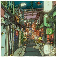 by Shinji Tsuchimochi.