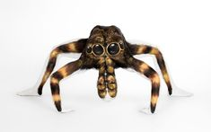 Body painter Emma Fay turns flexible model into a real tarantula spiderwoman  - Telegraph