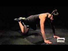 Building Blocks: The Pushup Progression - The Kneeling Spiderman Pushup #5