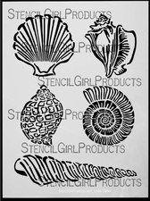 StencilGirl Products New Stencils Artist Designer - June Pfaff Daley