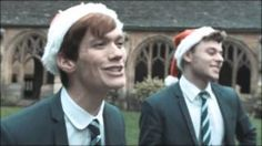 All I Want For Christmas... Oxford Acapella Group https://www.youtube.com/results?search_query=oxford university acapella all i want for christma