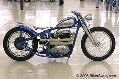 Bobber Inspiration | BSA Bobber | Bobbers and Custom Motorcycles