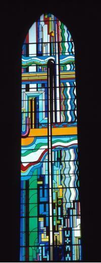 Eduardo Paolozzi - Courtesy of St Mary's Cathedral, Edinburgh