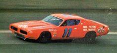 Buddy Baker driving for Petty Enterprises #11 sTp