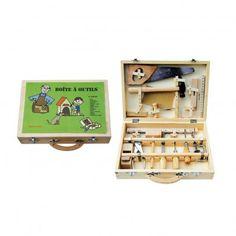 Boîte à outils 15 pièces  Bass & Bass