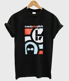Twenty One Pilots 04 T shirt