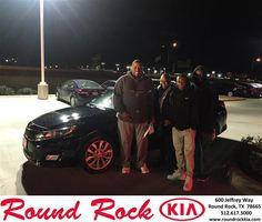 https://flic.kr/p/DguCQN | Congratulations Christopher on your #Kia #Optima from Jorge Benavides at Round Rock Kia! | deliverymaxx.com/DealerReviews.aspx?DealerCode=K449