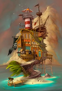 The Art Of Animation, Mathieu Leyssenne http://theartofanimation.tumblr.com/post/52237639334/mathieu-leyssenne