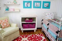 DIAPER STACKERCustom Crib Bedding by fingersandtoes on Etsy, $45.00