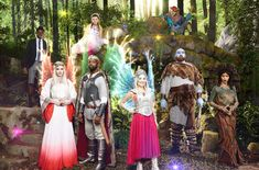 Nickelodeon Presents 'The Other Kingdom' – A Magical New Fantasy Series New Fantasy, Fantasy Series, New Series, Live Action, Pop Culture, Interview, Fair Grounds, It Cast, Presents